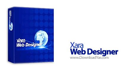 دانلود Xara Web Designer v6.0 - نرم افزار طراحی وب سایت