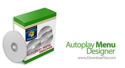 دانلود Autoplay Menu Designer v3.6 - نرم افزار طراحی اتوران