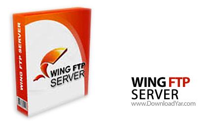 دانلود Wing FTP Server v3.3.5 - نرم افزار مديريت FTP