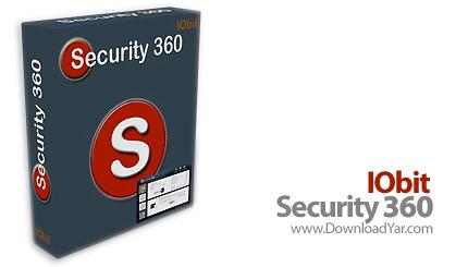 دانلود IObit Security 360 Pro v1.41 - نرم افزار محافظت از سيستم