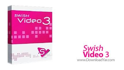 دانلود SWiSHvideo v3.5 Build 2009.09.30a - نرم افزار تبدیل فایلهای ویدیویی به Flash