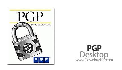 دانلود PGP Desktop v9.10 - نرم افزار انجام عملیات رمزنگاری داده های در حال انتقال