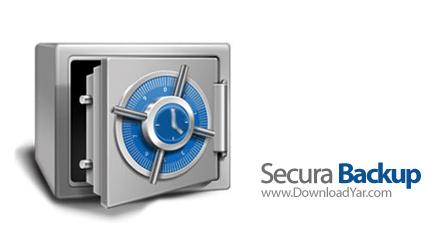 دانلود Secura Backup Professional 3.06 - نرم افزار تهیه نسخه پشتیبان