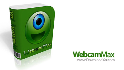 دانلود WebcamMax v7.1.2.6 - نرم افزار افکت های زیبا و تصاویر بامزه درکنار تصویر زنده وبکم شما
