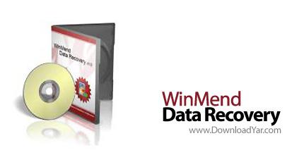دانلود WinMend Data Recovery v1.3.5 - نرم افزار بازیابی اطلاعات پاک شده و از دست رفته سیستم