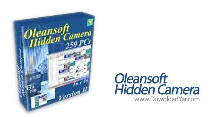 دانلود Oleansoft Hidden Camera 250x1 v2.24 - نرم افزار کنترل افراد و کامپیوتر های دیگران
