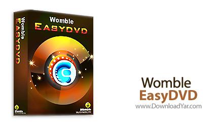 دانلود Womble EasyDVD v1.0.1.23 - نرم افزار رایت