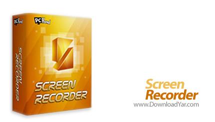 دانلود PCHand Screen Recorder v1.8.5.3 - نرم افزار فیلم برداری از صفحه نمایش برای ساخت فیلم آموزشی