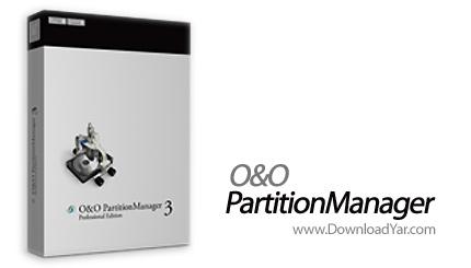 دانلود O&O PartitionManager Professional Edition v3.0.199 - نرم افزار مدیریت بر هارد دیسک