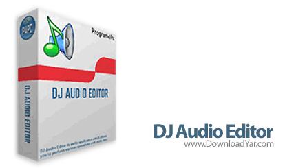 دانلود DJ Audio Editor v3.1 - نرم افزار ویرایش فایل های صوتی