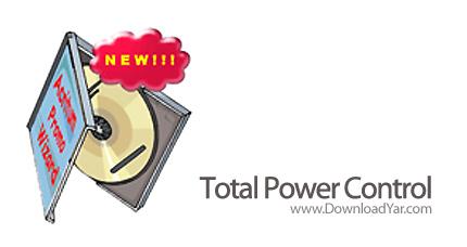 دانلود Total Power Control v1.02 - نرم افزار کنترل و مدیریت کارکرد سیستم