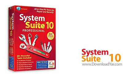 دانلود Avanquest System Suite Pro v10.3.34 - نرم افزار عیب یابی و بهینه سازی سیستم