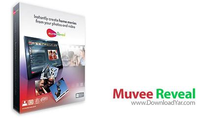 دانلود Muvee Reveal v8.0.1.13736.2286 - نرم افزار ساخت فیلم های خانگی زیبا
