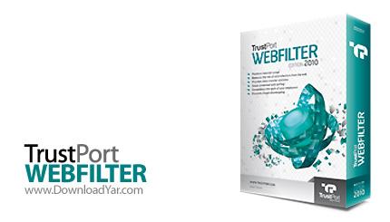 دانلود TrustPort WebFilter v5.4.0.2139 - نرم افزار اعمال فیلترینگ و محدودیت در شبکه