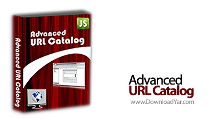 دانلود Advanced URL Catalog v2.1.4.0 - نرم افزار مدیریت بر bookmark ها