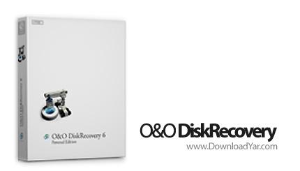 دانلود O&O DiskRecovery v6.0.6298 - نرم افزار بازیابی فایل های پاك شده