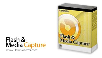 دانلود MetaProducts Flash and Media Capture v1.9.143 - نرم افزار ذخیره سازی فایل های رسانه ای وب همانند فلش