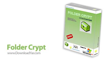 دانلود Folder Crypt v3.2.1024 - نرم افزار حفاظت از فایل های شخصی