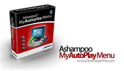 دانلود Ashampoo MyAutoPlay Menu v1.0.1.83.0069 - نرم افزار ساخت اتوران