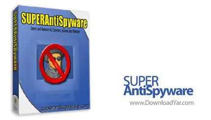 دانلود SUPERAntiSpyware v4.35.1002 - نرم افزار مبارزه با برنامه های جاسوسی
