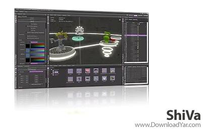 دانلود StoneTrip ShiVa Advanced v1.7.0 - نرم افزار طراحی و ساخت بازی های کامپیوتری