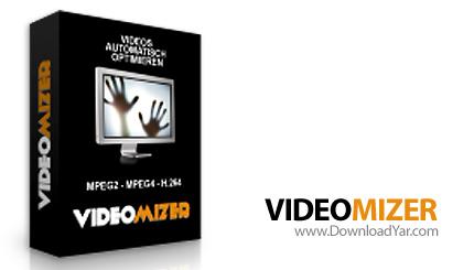 دانلود Videomizer v1.0.10.308 - نرم افزار بهینه سازی و تبدیل فرمت ویدئوها