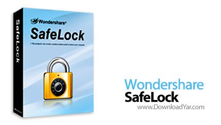 دانلود Wondershare SafeLock v1.0.0 - نرم افزار قفل و پنهان کردن انواع فایل و پوشه ها
