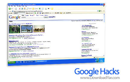 دانلود Google Hacks v1.6 - نرم افزار جستجوی خاص در گوگل