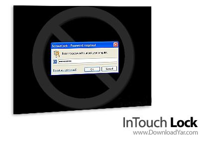 دانلود InTouch Lock v3.4 - نرم افزار محدود كردن دسترسی به كامپیوتر