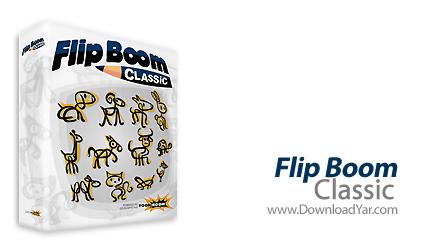 دانلود Flip Boom Classic v2.0.11929 - نرم افزار ساخت کارتون های دو بعدی