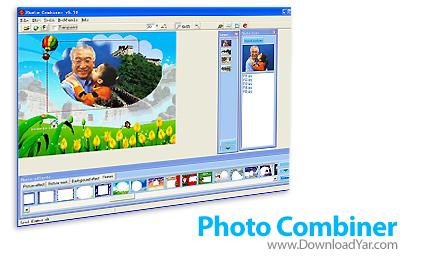 دانلود Photo Combiner v5.79 - نرم افزار افکت گذاری و ترکیب تصاویر