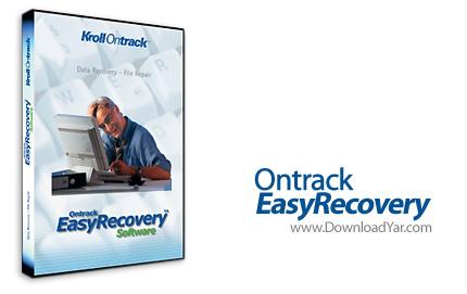 دانلود Ontrack EasyRecovery Professional v6.21 - نرم افزار بازیابی اطلاعات حذف شده