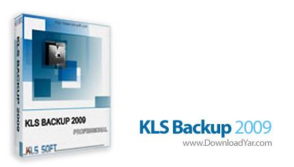 دانلود KLS Backup 2009 Professional v5.2.0.1 - نرم افزار تهیه پشتیبان و همگام سازی اطلاعات سیستم