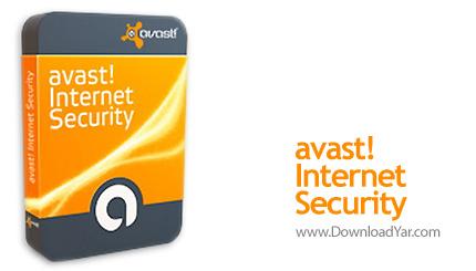 دانلود Avast Internet Security v5.0.545 - نرم افزار آنتی ویروس و امنیت اینترنت