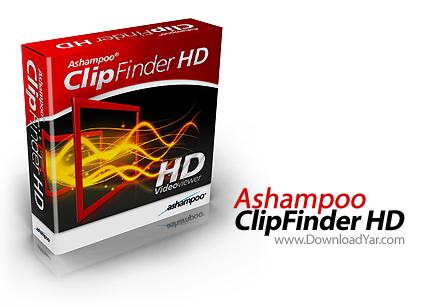 دانلود Ashampoo ClipFinder HD v2.07 - نرم افزار جستجو و یافتن کلیپ موردنظر از اینترنت