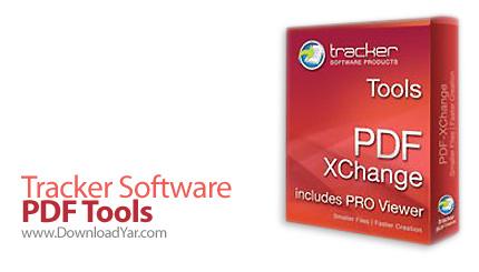 دانلود Tracker Software PDF Tools v4.0181 - نرم افزار ساخت و ویرایش فایل های پی دی اف
