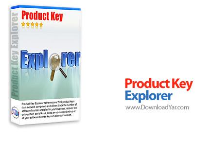 دانلود Product Key Explorer v2.4.5 - نرم افزار دستيابي به شماره سریال نرم افزارهای نصب شده