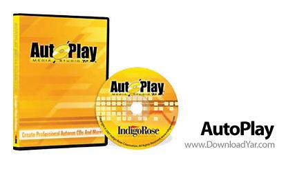 دانلود AutoPlay Media Studio v8.0.1.0 - نرم افزار ساخت آتوران
