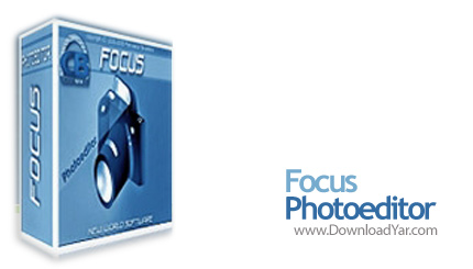دانلود Focus Photoeditor v6.2.2 - نرم افزار ویرایش تصاویر