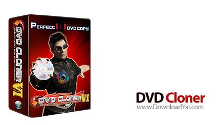 دانلود DVD Cloner v7.30 Build 995 - نرم افزار کپی فرمت های مختلف دی وی دی