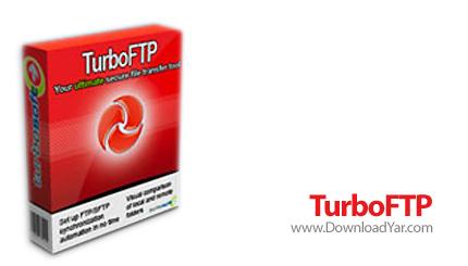 دانلود TurboFTP v6.10 Build 795 - نرم افزار اتصال به FTP
