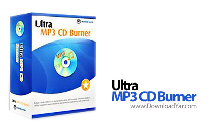دانلود Ultra MP3 CD Burner v7.4.4.115 - نرم افزار رایت MP3 روی لوح های فشرده