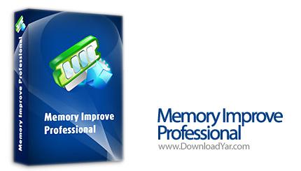 دانلود Memory Improve Professional v5.2.2.645 - نرم افزار بهینه سازی حافظه