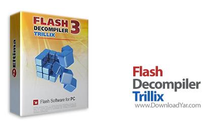 دانلود Eltima Flash Decompiler Trillix v3.2.0.635 - نرم افزار ابزار فلش