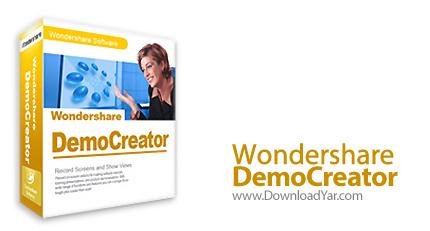 دانلود Wondershare DemoCreator v3.0.1.14 - نرم افزار تهیه فیلم و عکس از محیط دسکتاپ