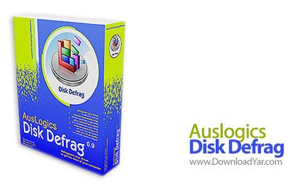 دانلود Auslogics Disk Defrag v3.1.7.140 - نرم افزار یکپارچه سازی هارددیسک