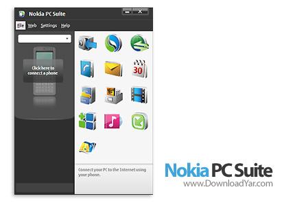 دانلود Nokia PC Suite v7.1.50.2 - نرم افزار مدیریت گوشی های نوکیا