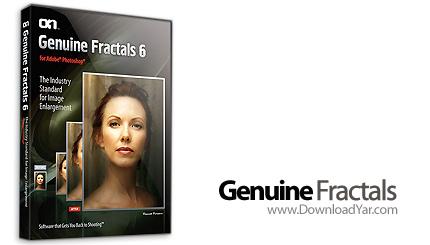 دانلود Onone Genuine Fractals Professional v6.05 - پلاگین فتوشاپ تغییر اندازه تصاویر