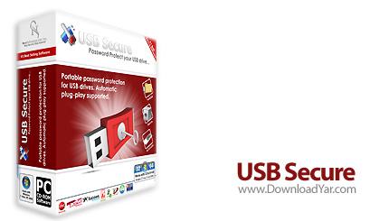 دانلود USB Secure 1.5.0 - نرم افزار قفل گذاری بر روی USB