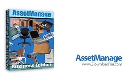 دانلود AssetManage 2010 v10.0.1 - نرم افزار مدیریت بر دارایی ها و اموال